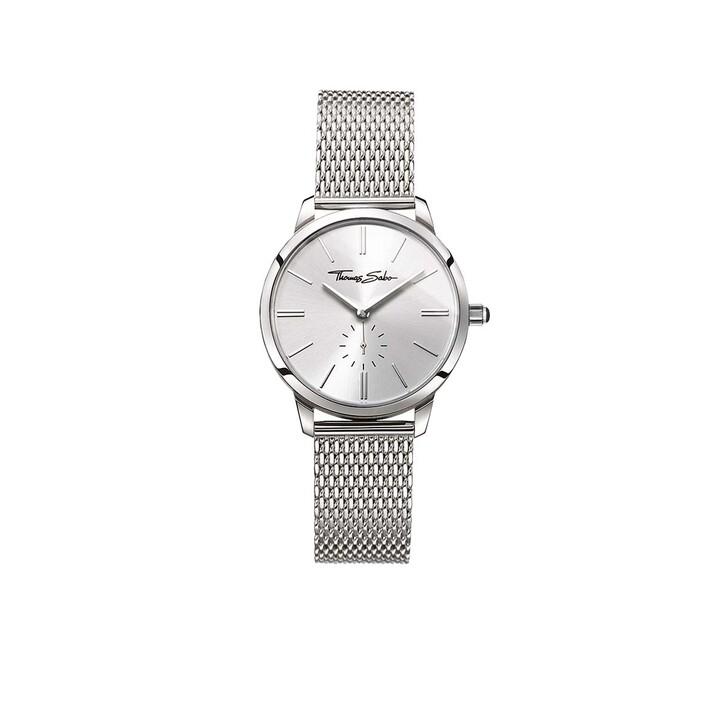 Uhr, Thomas Sabo, Watch Glam Spirit Silver