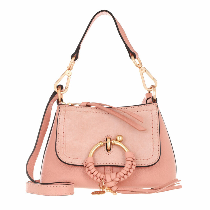 Handtasche, See By Chloé, Joan Crossbody Bag Mini Fallow Pink