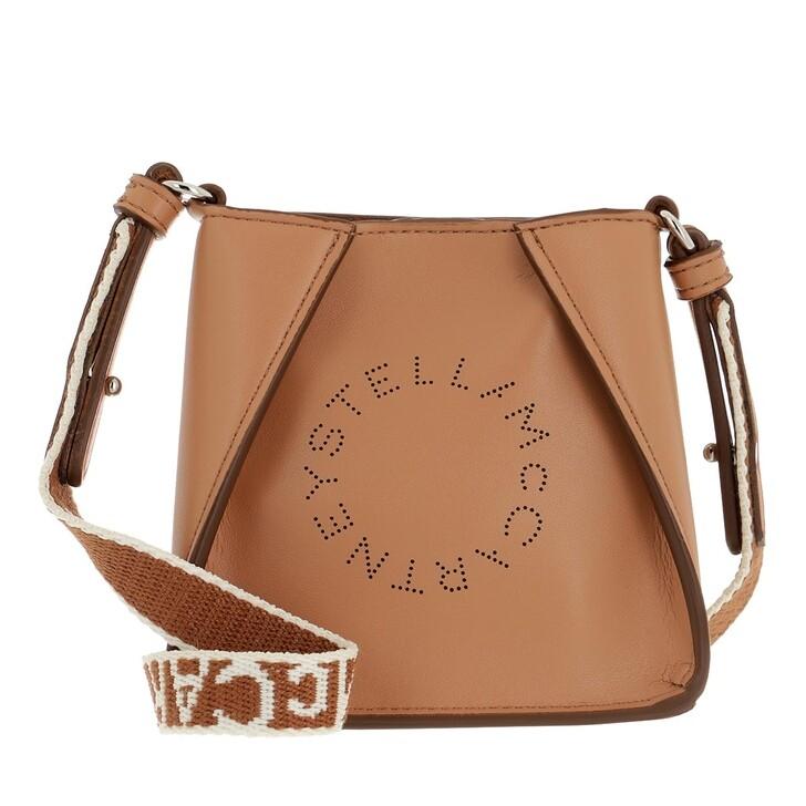 bags, Stella McCartney, Micro Tote Bag Eco Soft Alt Nappa Logo
