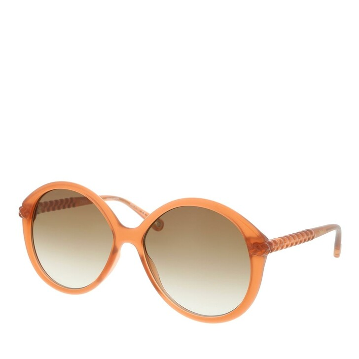 Sonnenbrille, Chloé, Sunglass WOMAN BIO INJECT PINK-PINK-BROWN