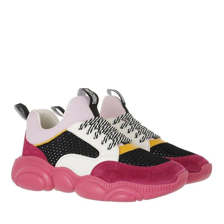 shoes, Moschino, Sneakerd Orso30 Mix Nefuxgirs Multi