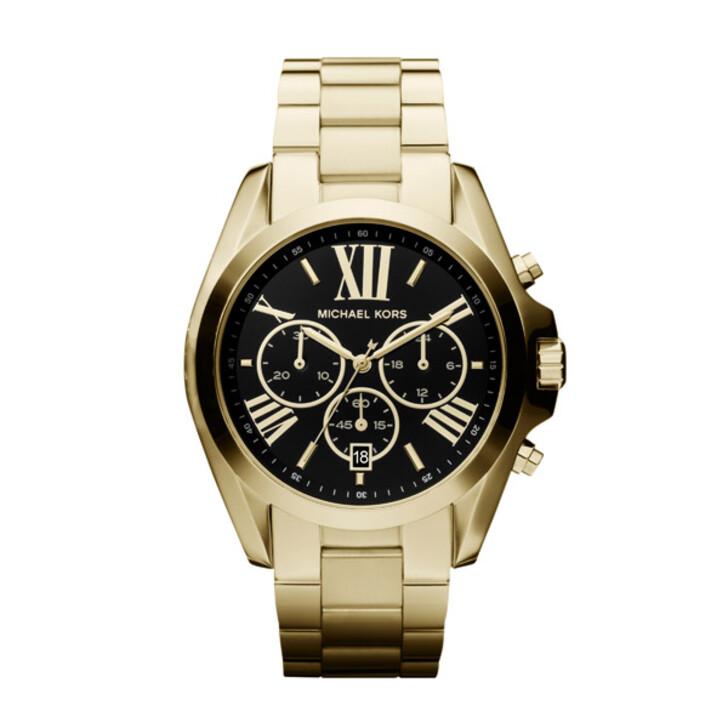 Uhr, Michael Kors, MK5739 Watch Bradshaw Gold-Tone