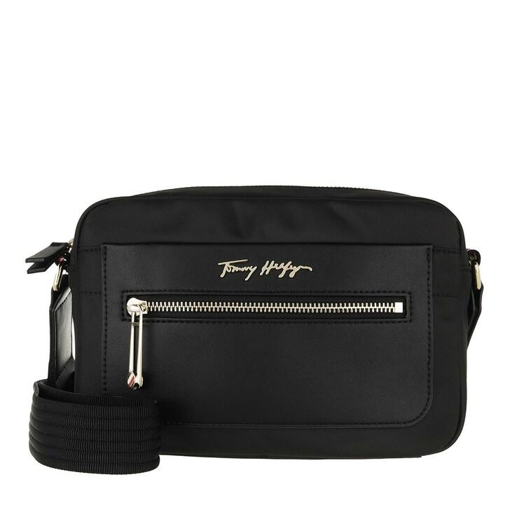 Handtasche, Tommy Hilfiger, Tommy Fresh Camera Bag Black