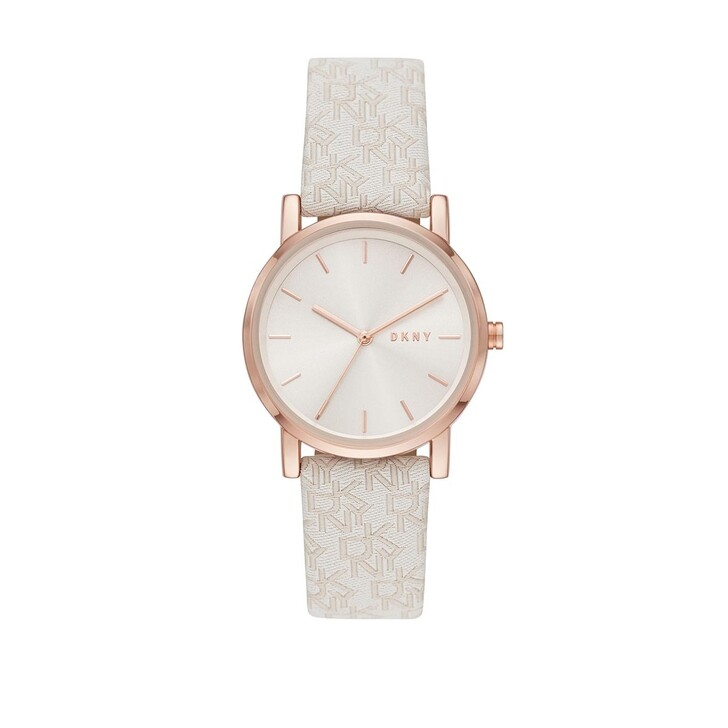 Uhr, DKNY, Soho Watch Rose Gold