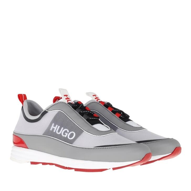 Schuh, Hugo, Hybrid Runn Sneaker Light Pastel Grey