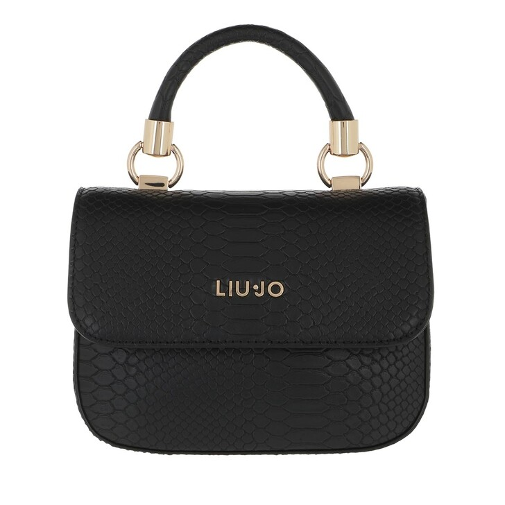 Handtasche, LIU JO, Small Crossbody Nero