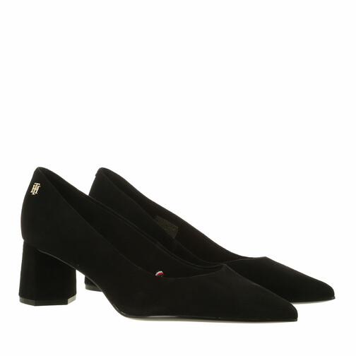 tommy hilfiger -  Pumps & High Heels - Feminine Mid Heel Pumps - in schwarz - für Damen