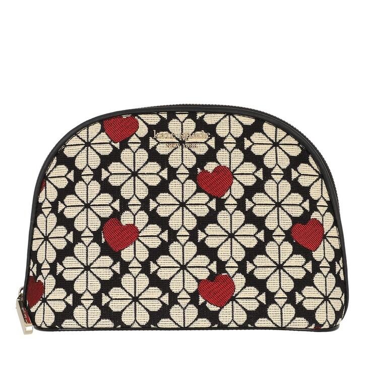 necessaires, Kate Spade New York, Cosmetic Bag   Black Multi
