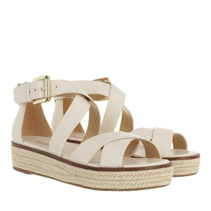 Schuh, MICHAEL Michael Kors, Darby Sandal Light Cream