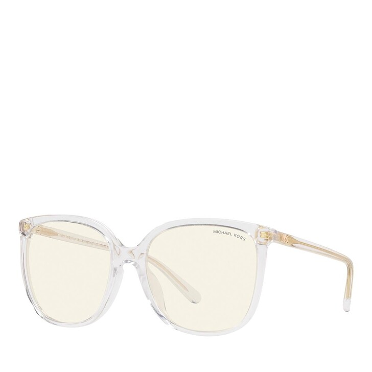 sunglasses, Michael Kors, 0MK2137U CLEAR TRANSPARENT