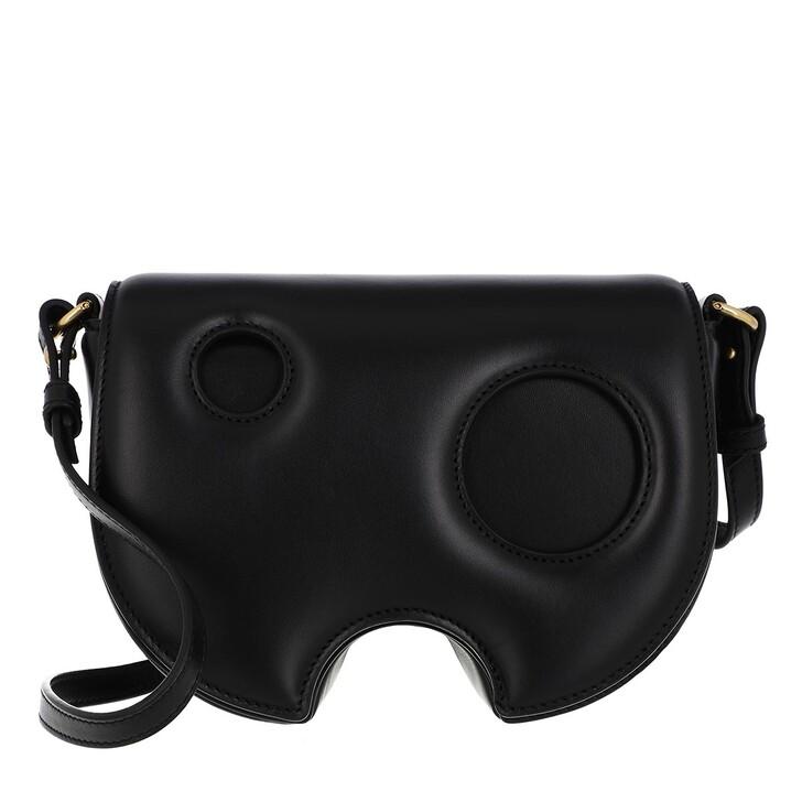 bags, Off-White, Burrow Saddle Bag Black