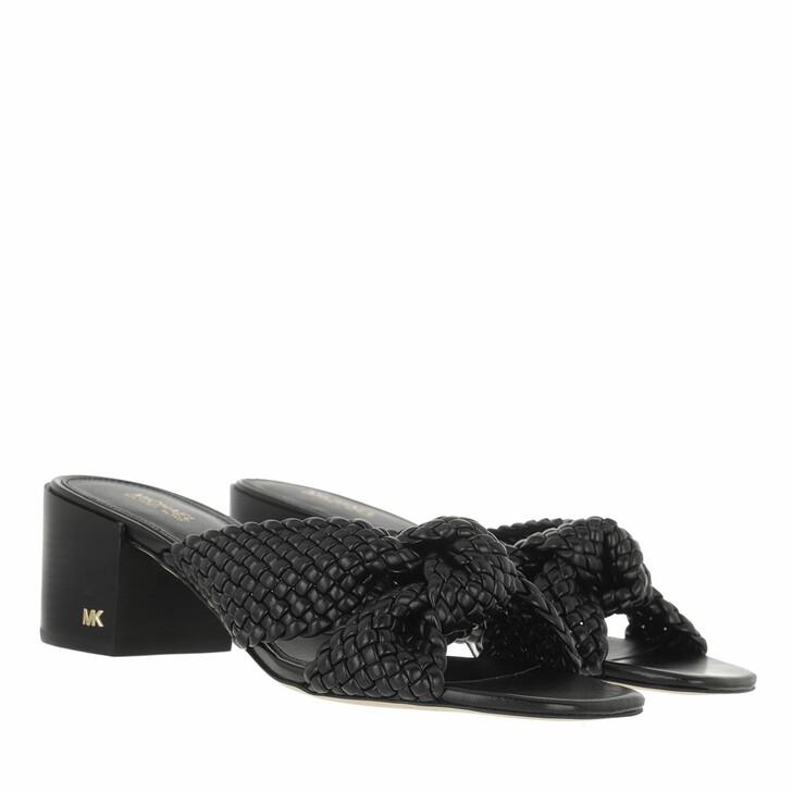 shoes, MICHAEL Michael Kors, Josie Mule Black