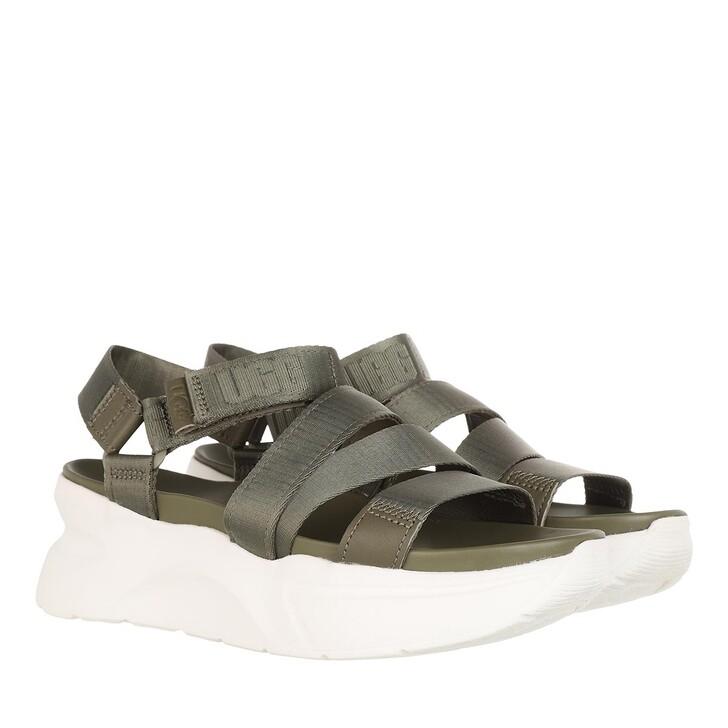 Schuh, UGG, La Shores Sandal Burnt Olive