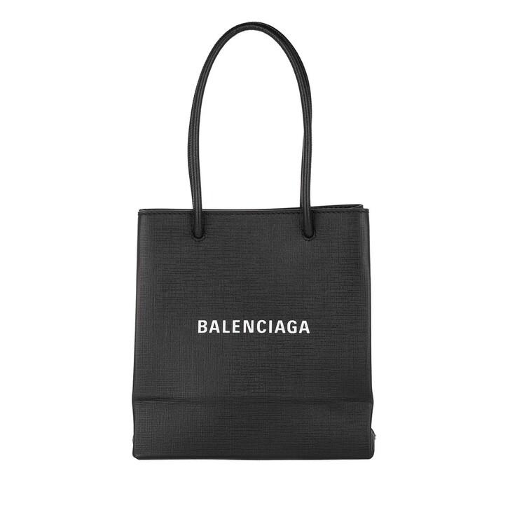 bags, Balenciaga, XS Shopping Bag Black