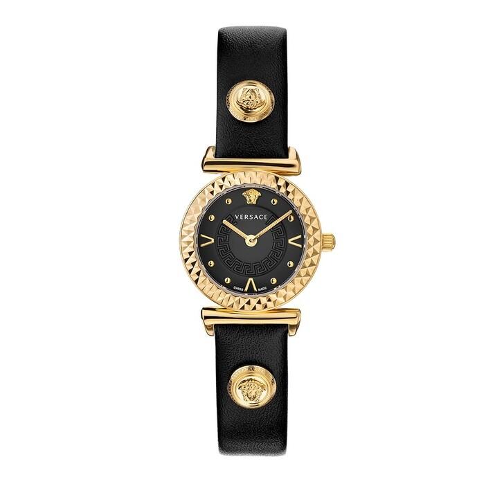 watches, Versace, MINI VANITY Watch Black
