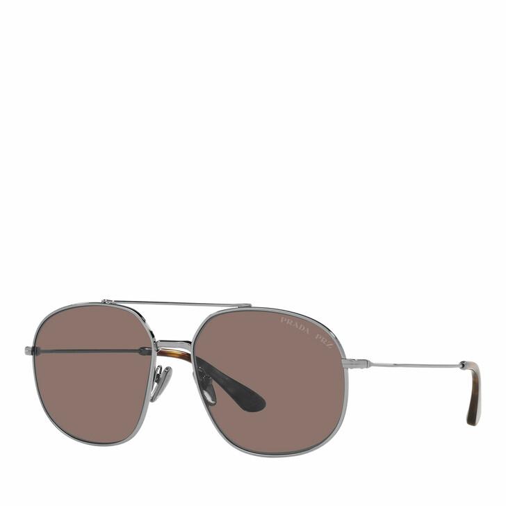 sunglasses, Prada, Man Sunglasses 0PR 51YS Gunmetal