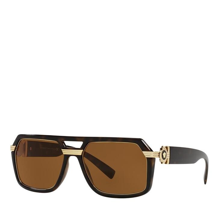 sunglasses, Versace, 0VE4399 HAVANA