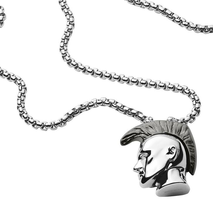 Kette, Diesel, Icon Necklace Silver