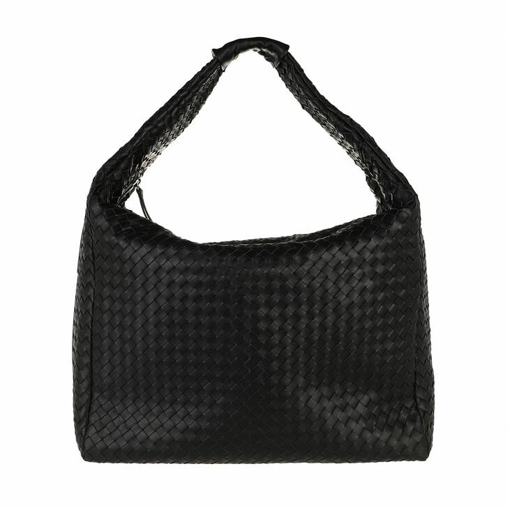 bags, Abro, Bucket CLAUDIA big  Black/Nickel