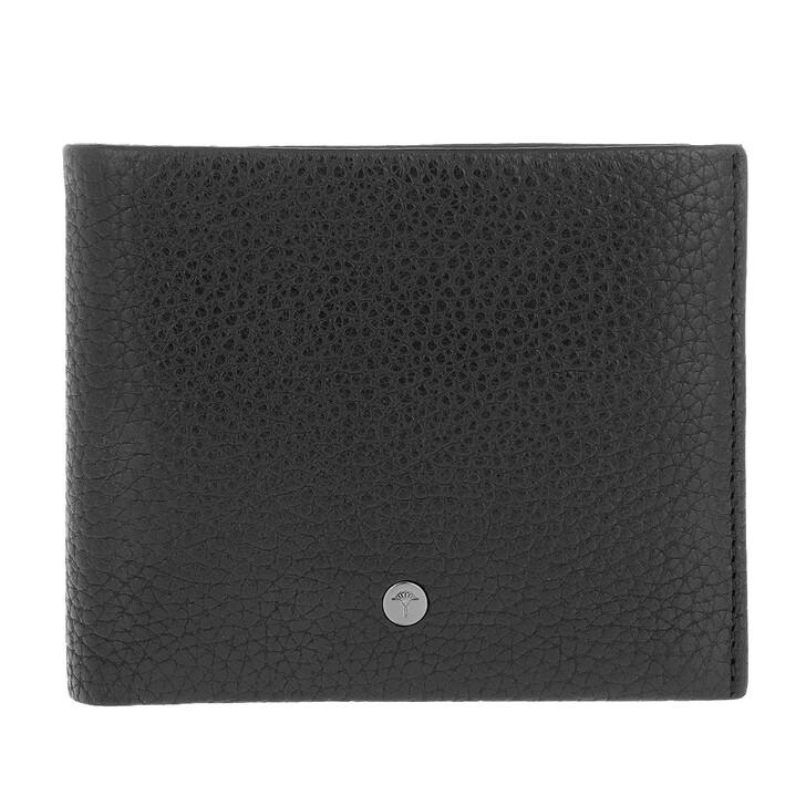 Geldbörse, JOOP!, Cardona Ninos Billfold Wallet Black