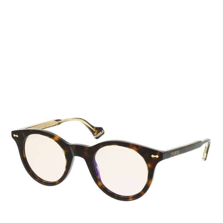 Sonnenbrille, Gucci, GG0736S-005 47 Sunglass Man Photocromatic Lens Havana-Yellow