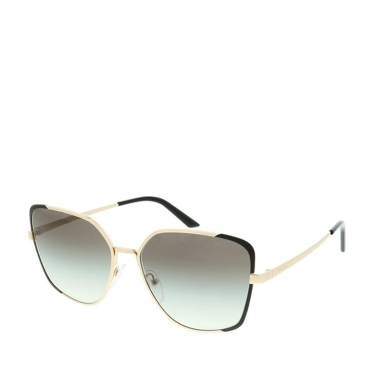 sunglasses, Prada, Women Sunglasses Conceptual 0PR 60XS Pale Gold/Black