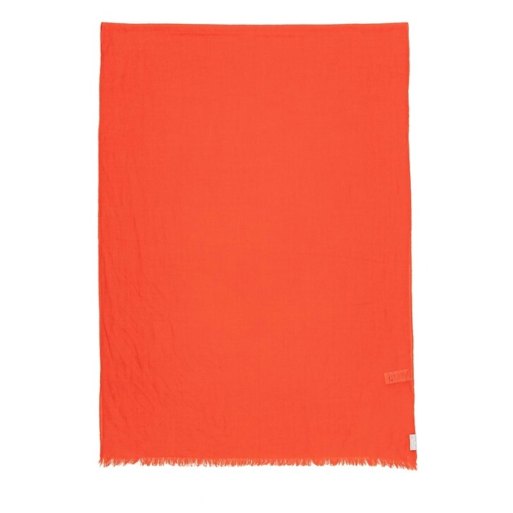 Schal, FRAAS, Cashmere Stola Orange