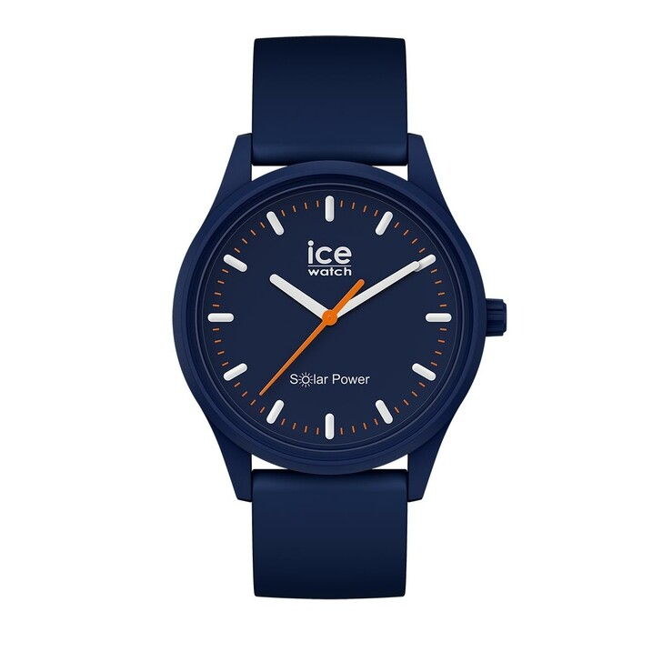 Uhr, Ice Watch, ICE SOLAR POWER blue