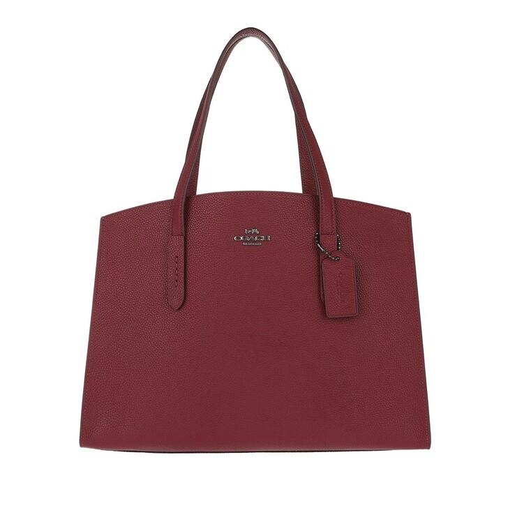 Reisetasche, Coach, Womens Bags Carryalls Red