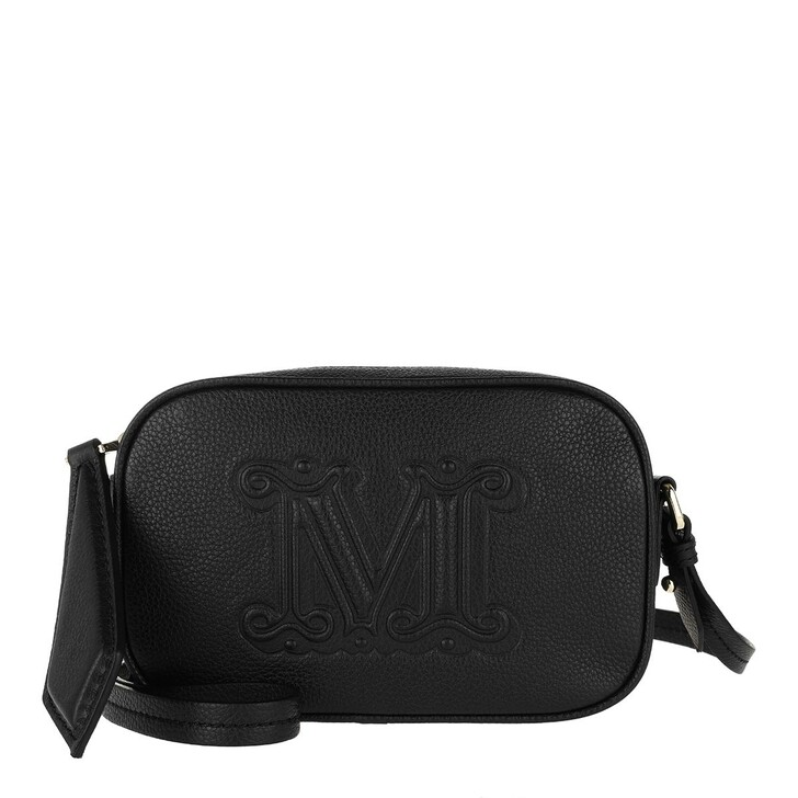Handtasche, Max Mara, Elsa Crossbody Bag Black