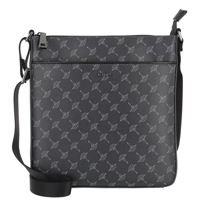 Handtasche, JOOP!, Cortina 1.0 Milian Shoulderbag Darkgrey