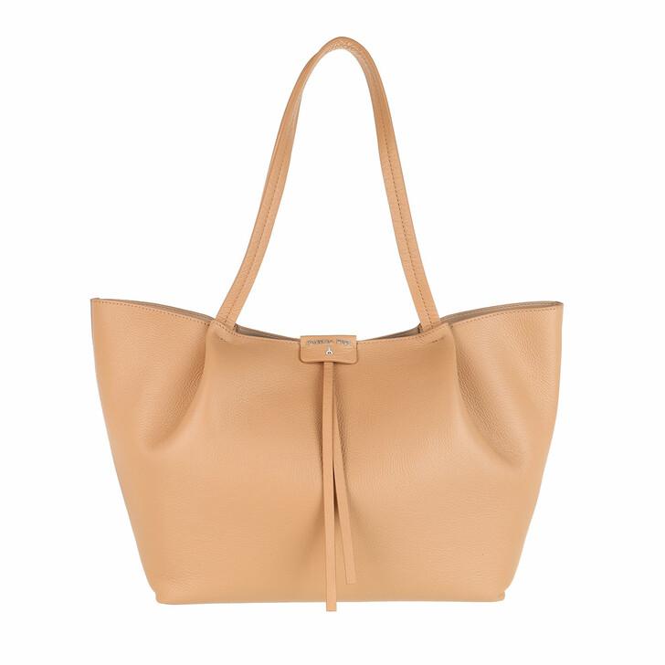Handtasche, Patrizia Pepe, Shopper Pompei Beige