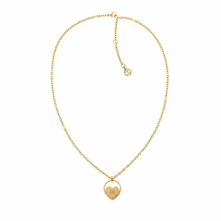 necklaces, Tommy Hilfiger, Necklace Gold