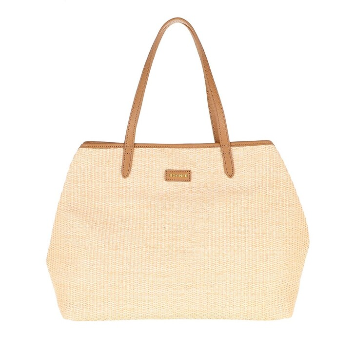 Handtasche, Bogner, Elm Yana Shopper Lho beige
