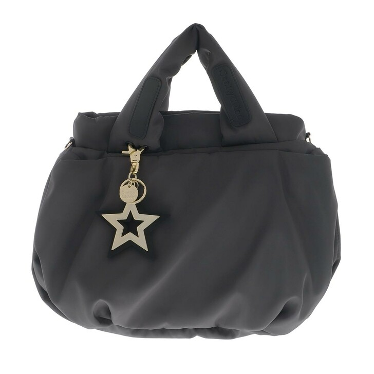 Handtasche, See By Chloé, Joy Rider Crossbody Bag With Handle Minimal Grey