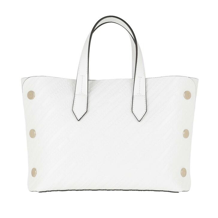 Handtasche, Givenchy, Mini Bond Shopper White