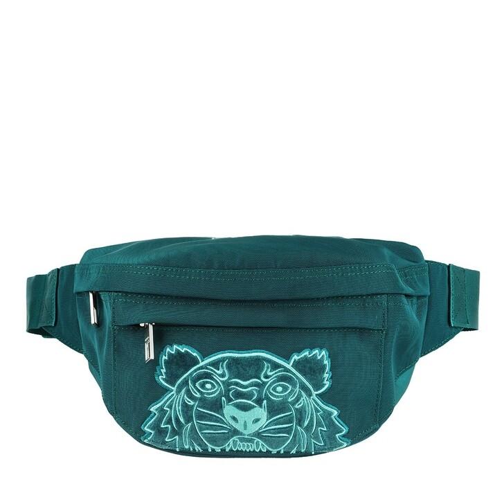 Handtasche, Kenzo, Belt Bag Duck Blue