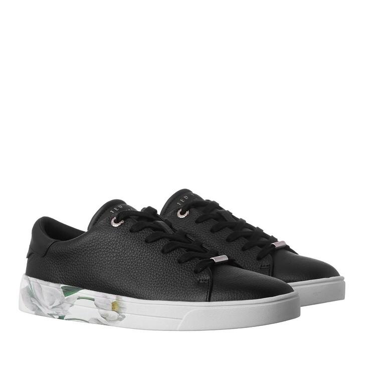 Schuh, Ted Baker, Sanzae Sneaker Black