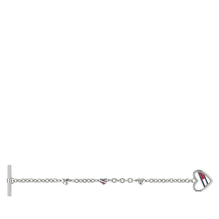 bracelets, Tommy Hilfiger, Fine Core Bracelet Silver