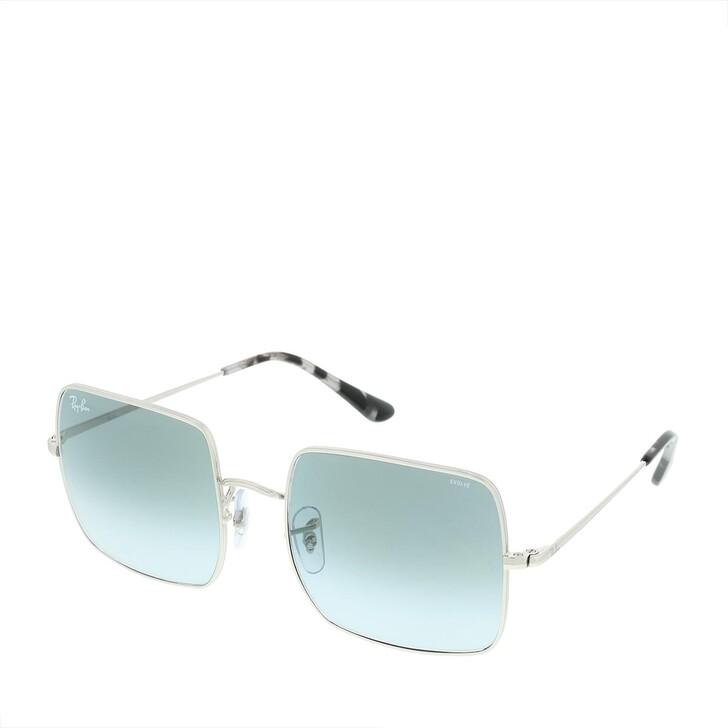 sunglasses, Ray-Ban, Square Silver