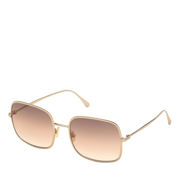 Sonnenbrille, Tom Ford, FT0865 Rose Gold/Brown