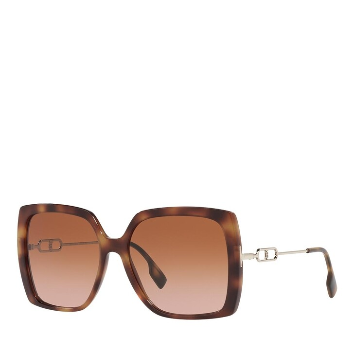 Sonnenbrille, Burberry, 0BE4332 LIGHT HAVANA