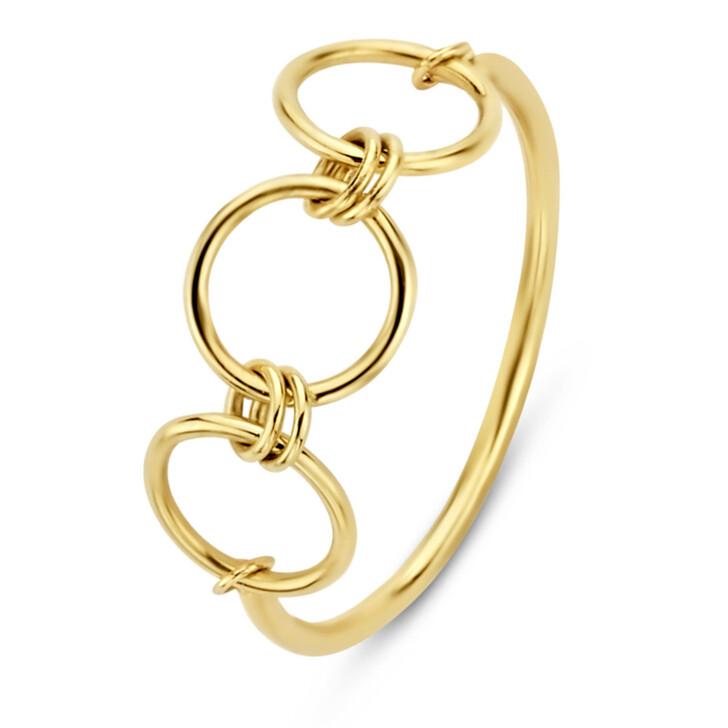 rings, Isabel Bernard, Belleville Anna 14 Karat Ring