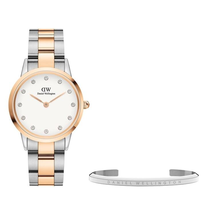 watches, Daniel Wellington, Lumine 32mm + Classic Bracelet small Silver