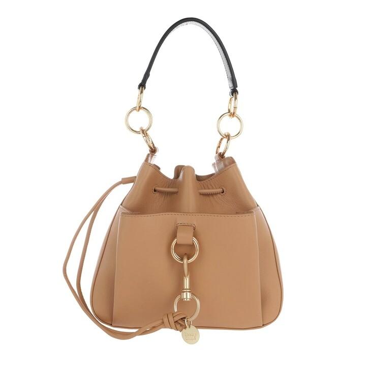 Handtasche, See By Chloé, Tony Medium Shoulder Bag Soft Tan
