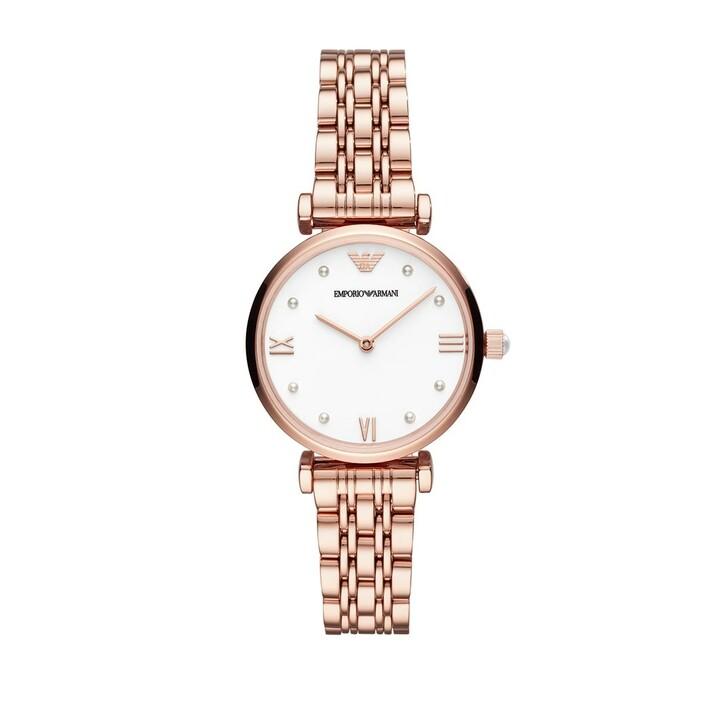 Uhr, Emporio Armani, Watch Dress AR11267 Roségold