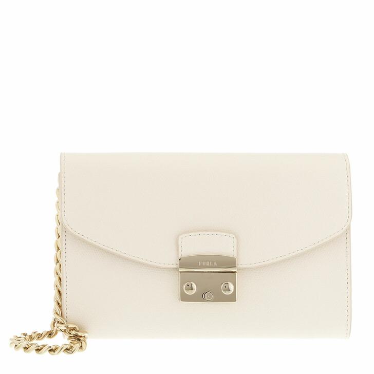 bags, Furla, Metropolis Envelope Pergamena