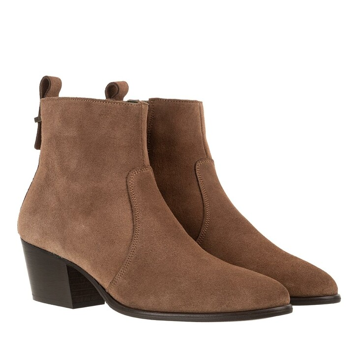 shoes, Barbour, Luana Suede Boots Tabacco