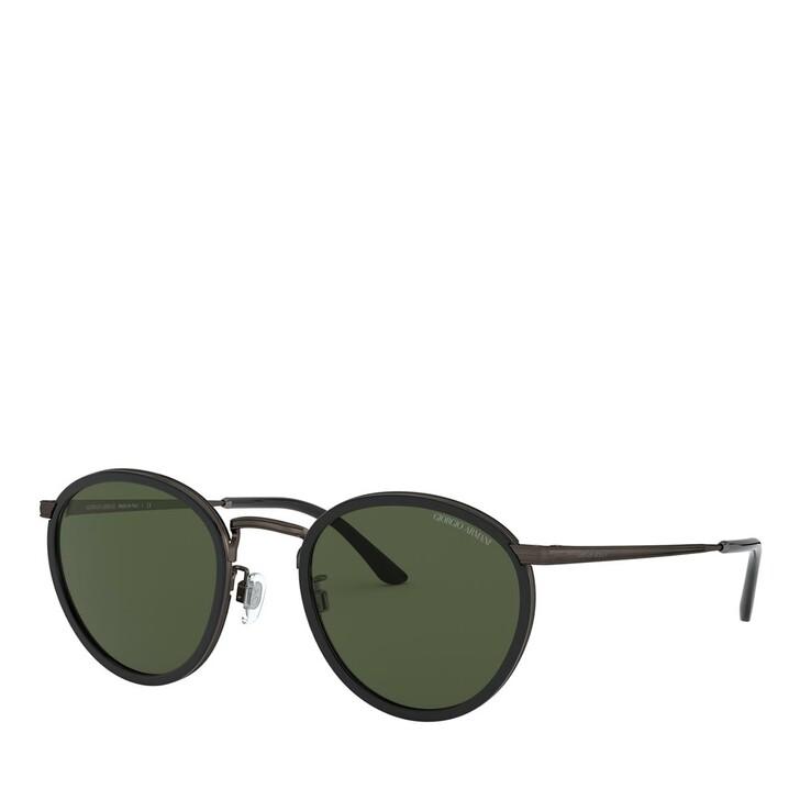 sunglasses, Giorgio Armani, 0AR101M Black