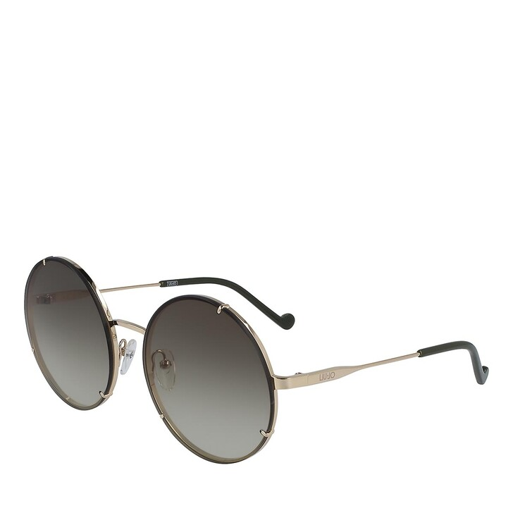 Sonnenbrille, LIU JO, LJ121S SHINY GOLD
